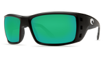 Black & Green Mirror Lens