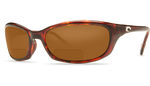 Costa Del Mar Harpoon Polarized Bi-Focal Sunglass Readers