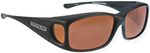 Jonathan Paul® Fitovers Eyewear Small Razor in Matte-Black & Roadster RZ001R