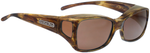 Jonathan Paul® Fitovers Eyewear Medium Dahlia in Tiger-Eye & Amber DL003A