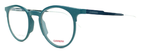 Carrera Designer Reading Glasses CA6665-0R4R in Petroleum Teal Green Navy Blue 47mm