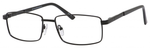 Dale Earnhardt, Jr Designer Eyeglasses 6806 in Satin Black 57mm RX SV