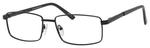 Dale Earnhardt, Jr Designer Eyeglasses 6806 in Satin Black 57mm