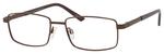 Dale Earnhardt, Jr Designer Eyeglasses 6806 in Satin Brown 57mm RX SV