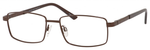 Dale Earnhardt, Jr Designer Eyeglasses 6806 in Satin Brown 57mm Bi-Focal