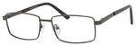 Dale Earnhardt, Jr Designer Eyeglasses 6806 in Satin Gunmetal 57mm RX SV