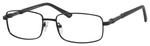 Dale Earnhardt, Jr Designer Eyeglasses 6813 in Satin Black 54mm