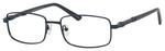 Dale Earnhardt, Jr Designer Eyeglasses 6813 in Satin Navy 54mm RX SV