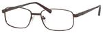 Dale Earnhardt, Jr Designer Eyeglasses 6814 in Satin Brown 54mm RX SV
