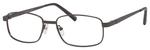 Dale Earnhardt, Jr Designer Eyeglasses 6814 in Satin Gunmetal 54mm RX SV
