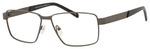 Dale Earnhardt, Jr Designer Eyeglasses 6816-Dale Jr in Satin Gunmetal 60 mm Bi-Focal