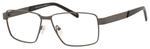 Dale Earnhardt, Jr Designer Eyeglasses 6816-Dale Jr in Satin Gunmetal 60 mm
