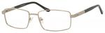 Dale Earnhardt, Jr Designer Eyeglasses -Dale Jr 6818 in Silver 57mm RX SV