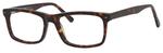 Esquire Designer Mens EQ1548 Reading Eyeglasses in Shiny Tortoise 55 mm Custom Lens