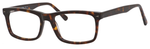 Esquire Mens EQ1548 Blue Light Filter+A/R Lenses Eyeglasses Shiny Tortoise 55 mm