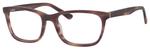 Esquire Mens EQ1558 Oval Frame Reading Eyeglasses in Tortoise 54mm Custom Lens
