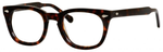 Ernest Hemingway H4668 Unisex Round Frame Eyeglasses in Tortoise 49 mm