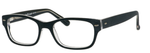 Hemingway H4670 Unisex Rectangular Eyeglasses in Matte French Shell 50 mm Progressive