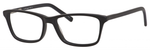 Ernest Hemingway H4683 Unisex Rectangular Eyeglasses Matte Black 52 mm RX SV