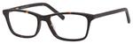 Ernest Hemingway H4683 Unisex Rectangular Eyeglasses in Matte Tortoise 52 mm RX SV