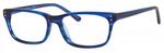 Ernest Hemingway H4684 Unisex Oval Eyeglasses in Cobalt Blue 53 mm Bi-Focal