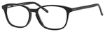 Ernest Hemingway H4698 Unisex Oval Eyeglasses in Shiny Black 52 mm Bi-Focal