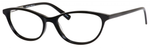 Ernest Hemingway H4667 Womens Cat Eye Frame Reading Eyeglasses in Black 54 mm