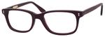Ernest Hemingway H4617 Unisex Rectangular Frame Eyeglasses Matte Burgundy/Red 48 mm Progressive
