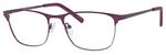Ernest Hemingway Blue Light Filter A/R Lenses H4818 Reading Glasses Purple/Gunmetal 54mm