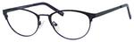 Ernest Hemingway H4821 Ladies Cat Eye Frame Eyeglasses in Eggplant 52 mm Bi-Focal