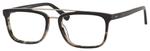 Ernest Hemingway Blue Light Filter& A/R Lenses H4825 Reading Glasses Black/Amber 54 mm
