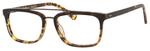 Ernest Hemingway Blue Light Filter&A/R Lenses H4825 Reading Glasses Olive/Amber 54 mm