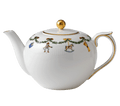 Royal Copenhagen Star Fluted Christmas Teapot 1.5 qt 1016965