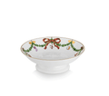 Royal Copenhagen Star Fluted Christmas Footed Compote 7 in 1016967