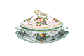 Mottahedeh Duke of Glouster Soup Tureen with Platter CW1510