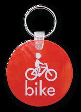 PARENTS: bike tag
