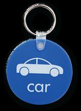 SCHOOLS: car tag