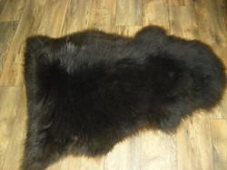 Rare Breed Sheepskin Rug in Dark Brown