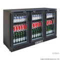 SC316G Three Door Drink Cooler