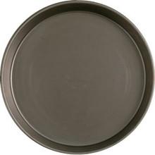 Black Steel Deep Pan 12 inch