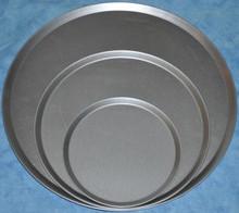Aluminised Steel Pizza Tray 9 inch