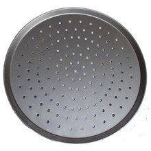 "Perforated Pizza Tray Aluminised 13"""