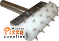 Heavy Duty Pizza Dough Roller Docker Aussie Pizza Supplies