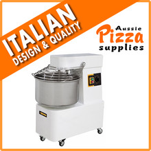 Spiral Dough Mixer 18kg Spiral Pizza Dough Maker Pizza Industries Dough Machine Aussie Pizza Supplies