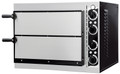 Prisma Food Pizza Industries Compact Twin Deck Oven B2/40