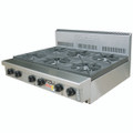 Goldstein 6 Burner Gas Boiling Top PFB-36