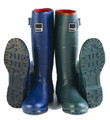 Toggi Lady Wanderer Plus Navy Wellington Boots