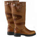 Toggi Ladies Highgrove Chestnut Ash Country Boots