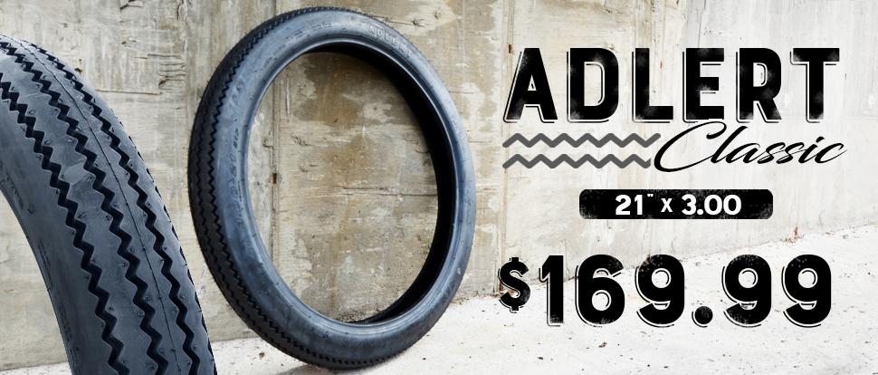 Adlert 21 X 3.00 Vintage Tire
