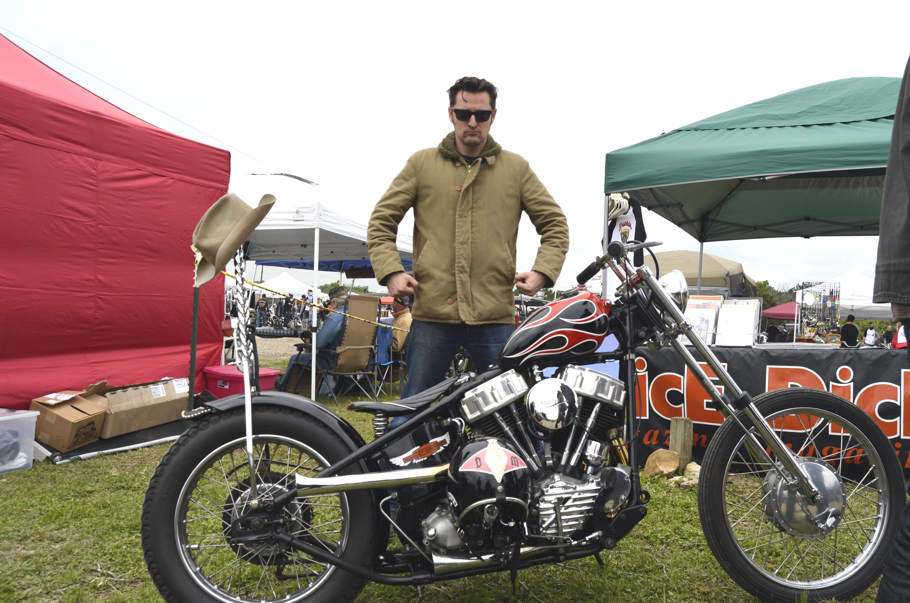 Giddy Up Vintage Chopper Show 2016 Throttle Addiction